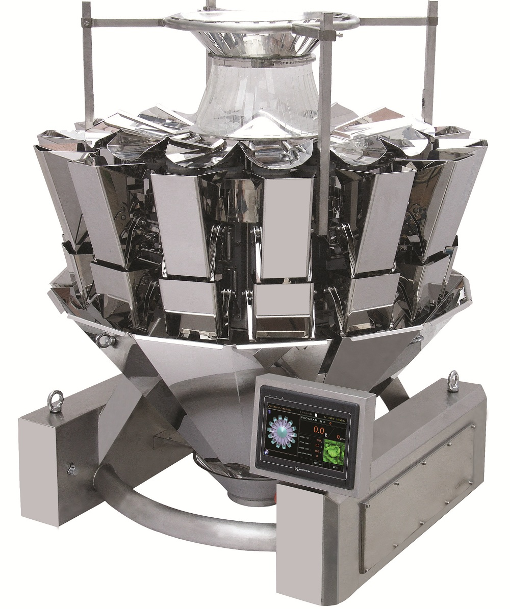 Multihead Weigher Packing Machine